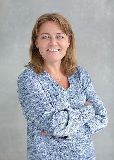 Medarbejderportræt af Mie Tingsø fra Acubiz
