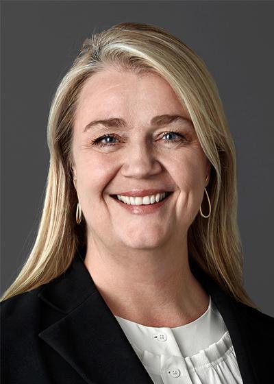 Portræt af Susanne Brønnum